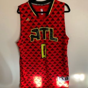 Adidas Large Jersey Jeff Teague Atlanta Hawks NBA
